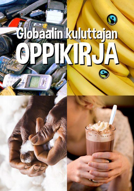 Globaalin kuluttajan oppikirja